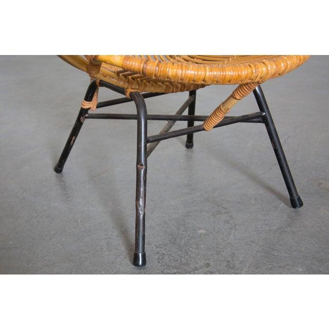 Rohe Noordwolde Bamboo Hoop Armchair - Image 10 of 11
