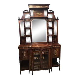 Mid 19th Century English Etagere For Sale
