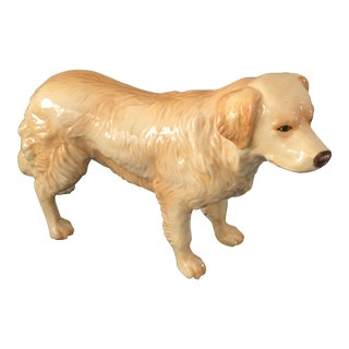 Vintage Beswick Golden Retriever Figurine