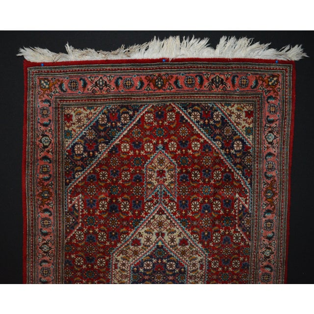 "Hand Knotted Persian Rug - 3'3"" X 5'2"" - Image 3 of 5"