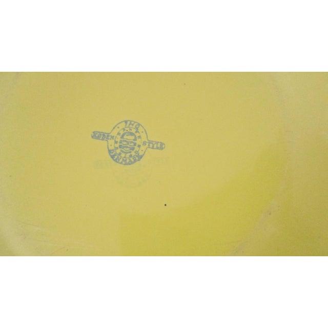Jens Quistgaard Dansk Mid-Century Modern Yellow Paella Pan - Image 11 of 11