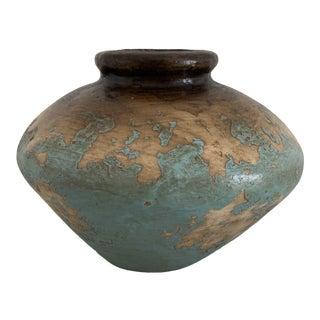 1960s Vintage Ceramic Pot For Sale