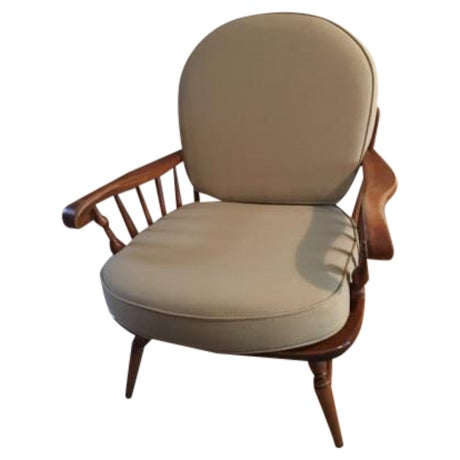 Conant Ball Early American Mid-Century Accent Chair - Image 1 of 5