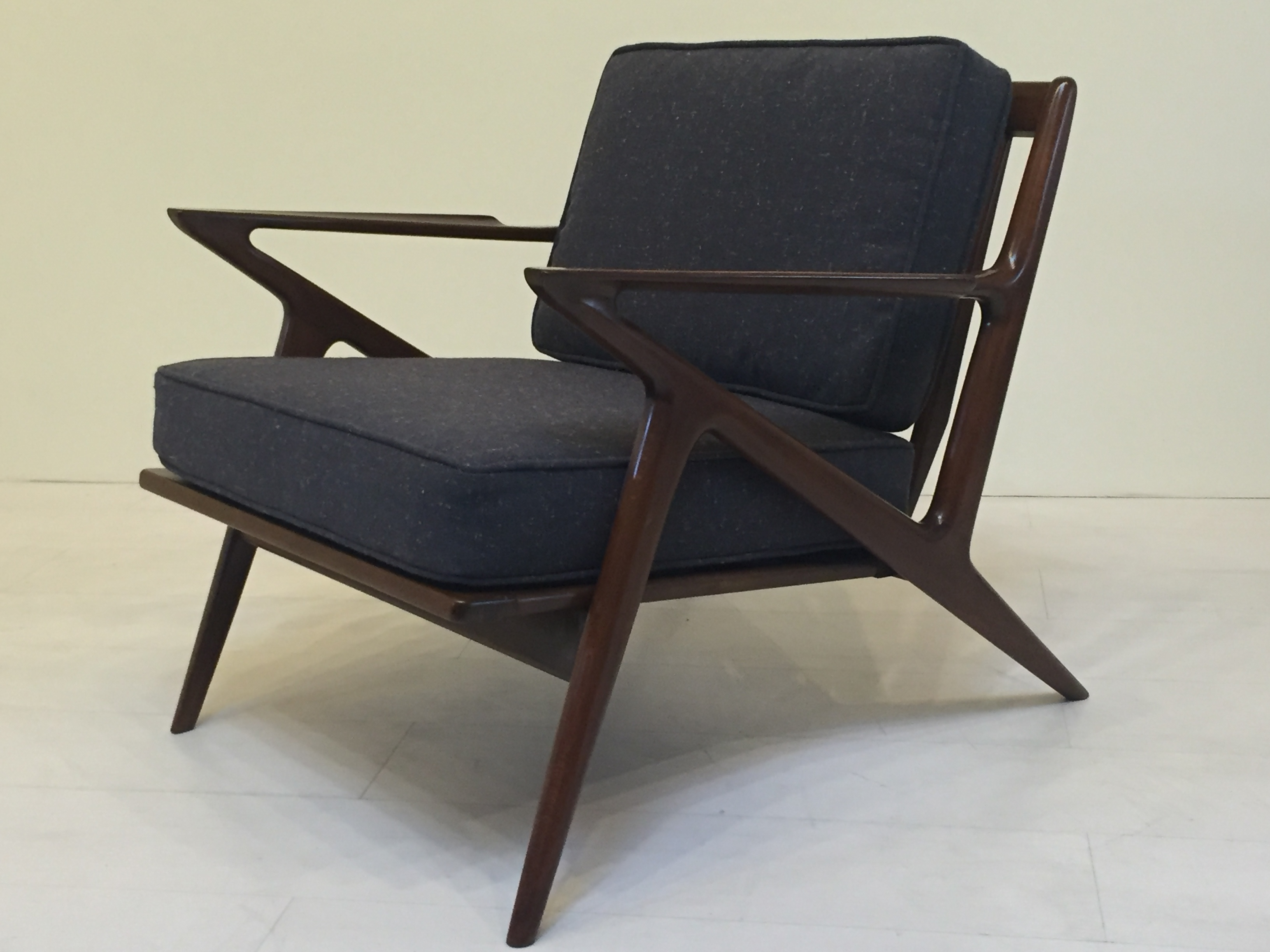 Beau This Is A Selig Z Chair Designed By Poul Jensen. Founded In 1931, The