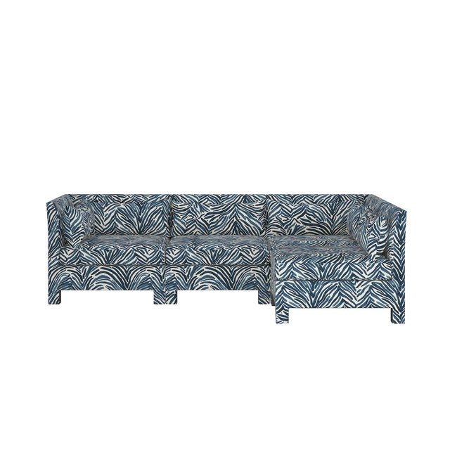 Comfortably ever after – this fully upholstered sectional will be love at first sit. You'll be instantly drawn to its...