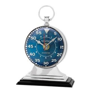 Eichholtz Nautica Round Desk Clock For Sale