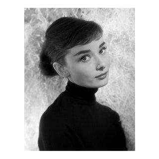 Audrey Hepburn Circa 1957 For Sale
