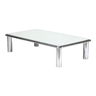 """1960s Vintage """"Sesann"""" Series Coffee Table by Gianfranco Frattini for Cassina For Sale"""