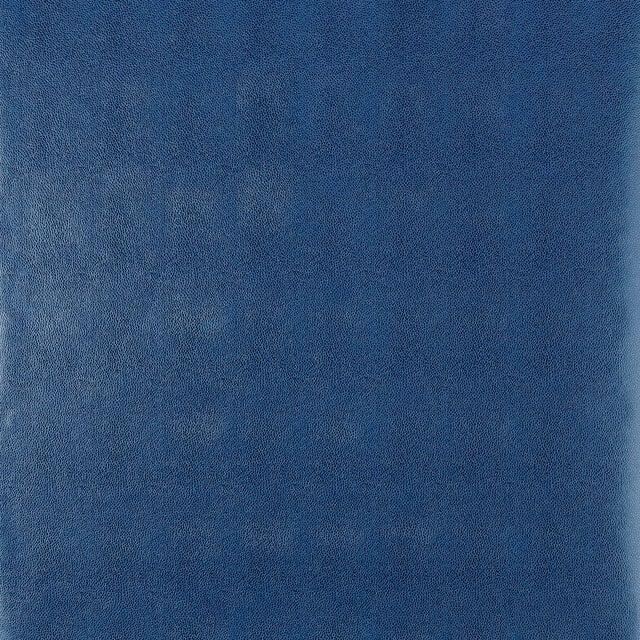 Contemporary Schumacher Shagreen Wallpaper in Ultramarine For Sale - Image 3 of 3
