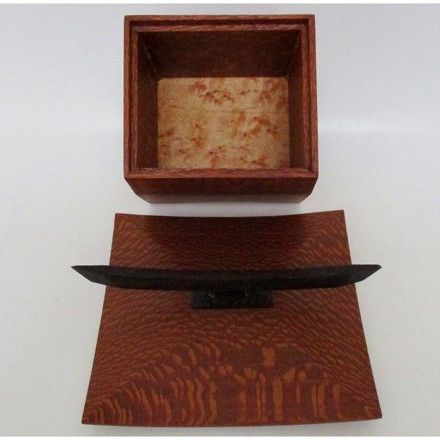 Japanese Maple Pagoda Box - Image 7 of 8