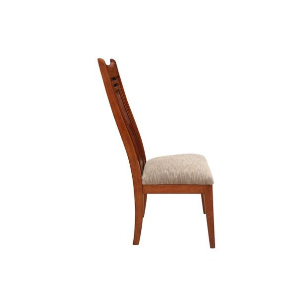Chinoiserie Style Dining Chairs, S/6 - Image 4 of 5