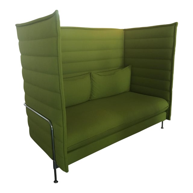 Ronan and Erwan Bouroullec Alcove Highback Loveseat - Image 1 of 3