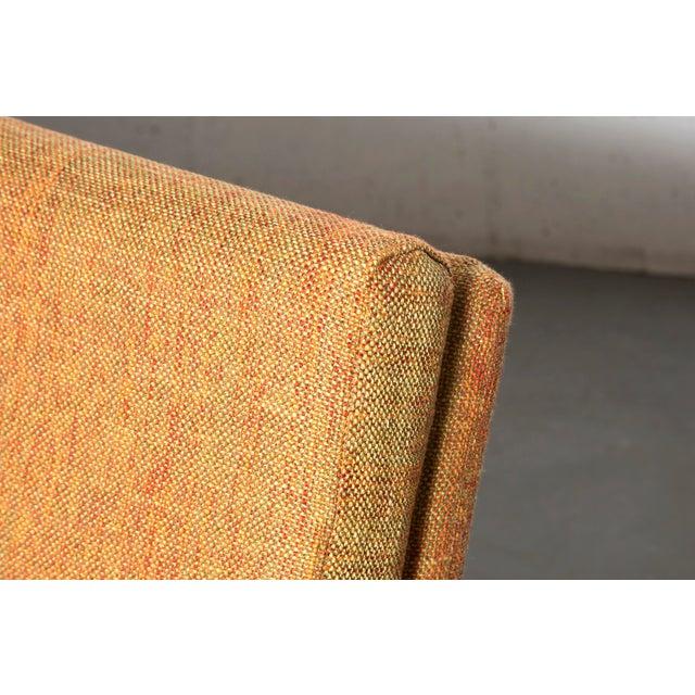 Wenge Modern 1970's Three-Seater Sofa - Image 11 of 11
