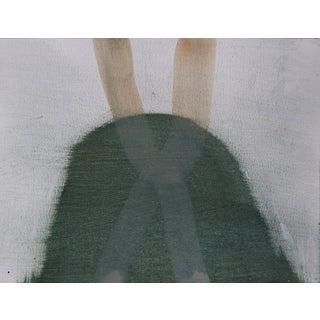 "Michelle Armas ""Fingers Crossed"" Painting"