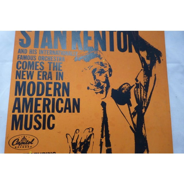 1950s Stan Kenton Lobby Card Show Poster - Image 4 of 8
