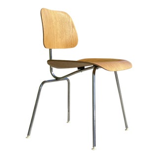 Vintage DCM Charles and Ray Eames for Herman Miller Chair For Sale