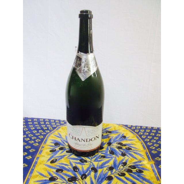 Pop Art Champagne Wine Bottle Prop - Image 6 of 9