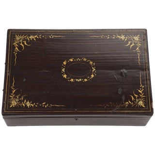 Chinese Export Lacquer Box For Sale