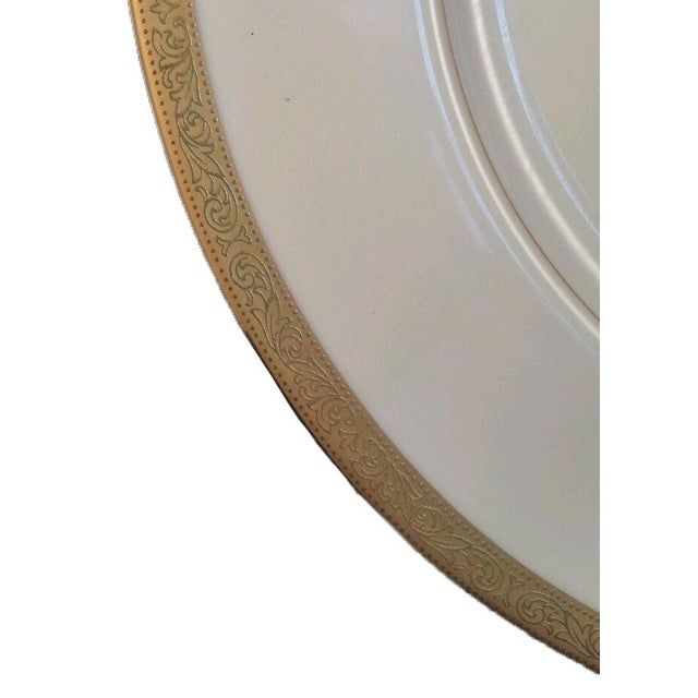 American Classical Mikasa Colony Gold China C. 1970, 51 Pieces For Sale - Image 3 of 7