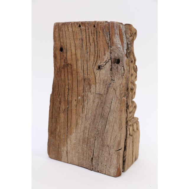 Asian 19th Century Architectural Fragment For Sale - Image 3 of 6