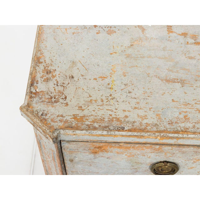 Gustavian Chest of Drawers For Sale - Image 9 of 13
