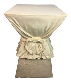 Image of Antique White Center Tables