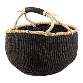 Black African Market Basket