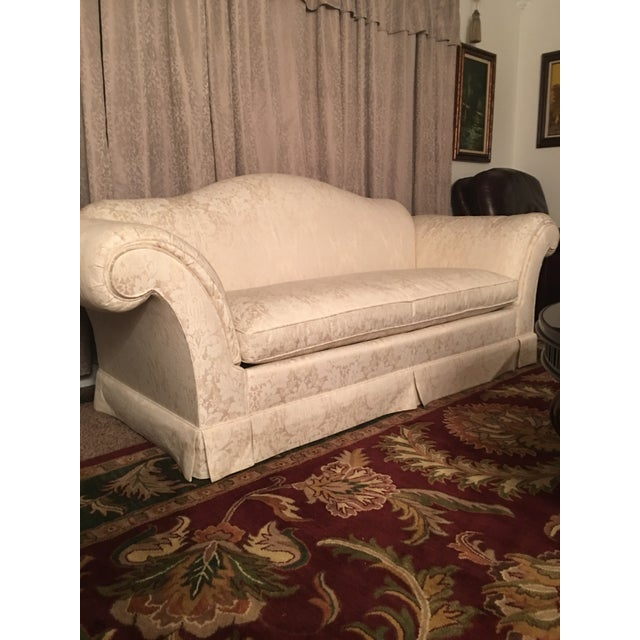 Vintage Down Filled Sofa by Baker - Image 8 of 8