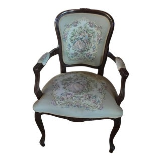 French Style Armchair For Sale