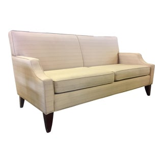 Petite Contemporary Lawson Beige Sofa
