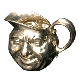 1937 Reed & Barton 'Sunny Jim' Silver Pitcher For Sale