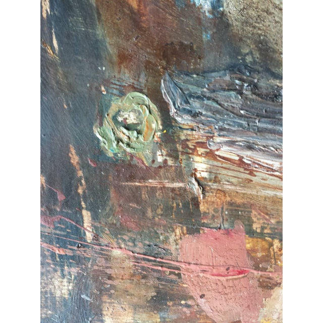 "Wayne Timm ""Appia"" Painting For Sale - Image 5 of 11"