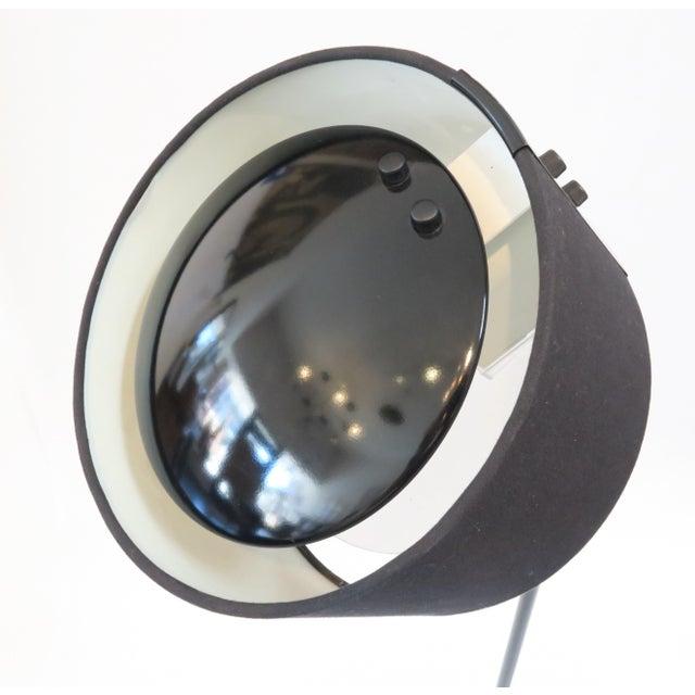 Modern Black Floor Lamp - Image 3 of 6