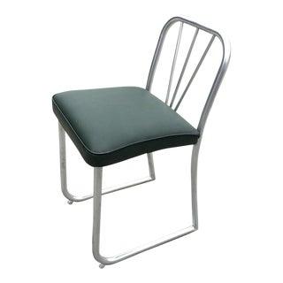 Art Deco Era Nurses Chair/ Side Chair, Refinished