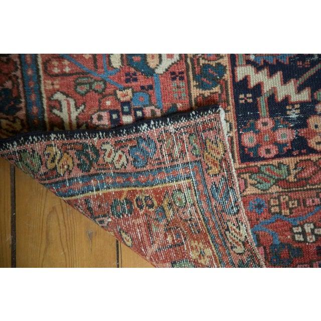 "Vintage Karaja Rug - 4'7"" x 6' For Sale - Image 9 of 10"