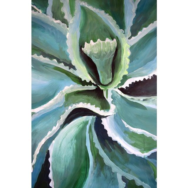 'Gypsophila' Acrylic Painting - Image 8 of 8
