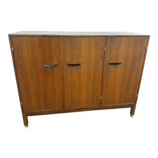 1960s Danish Modern Jens Risom Credenza/Sideboard For Sale