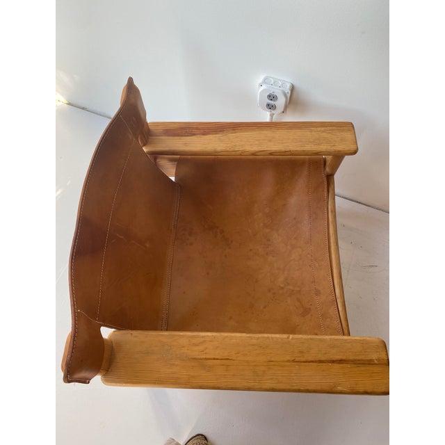 Safari 1970s Vintage Ikea Karin Mobring Natura Chair For Sale - Image 3 of 7