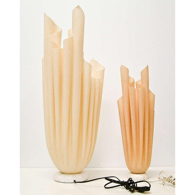 "Georgia Jacob ""Athena"" Lamps - A Pair - Image 10 of 11"