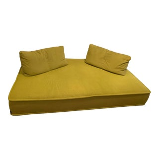Modern Roche Bobois Escapade 3-Seat Sofa Bed For Sale