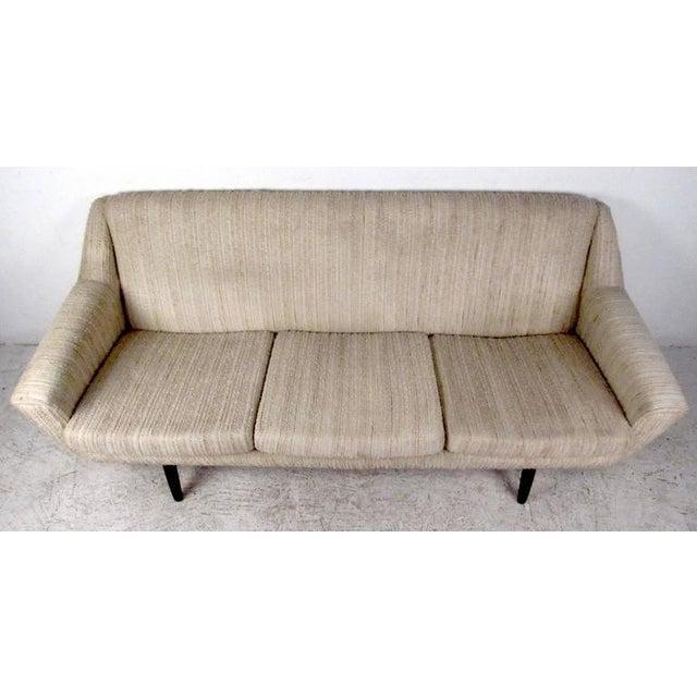 Mid-Century Modern Danish Sofa | Chairish