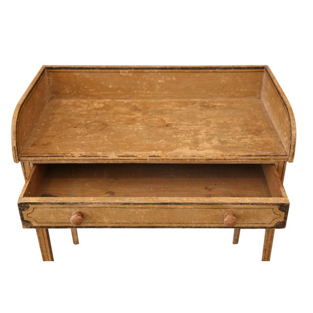 Early 19th Century English Side Table For Sale - Image 5 of 9