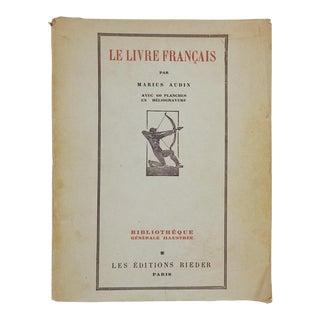 Le Livre Français on Illustration