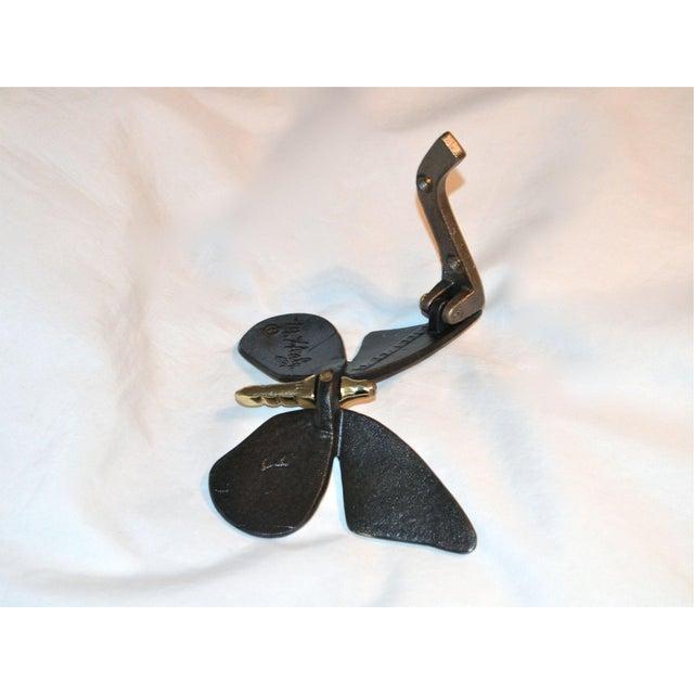 Black & Gold Butterfly Healy Door Knocker - Image 7 of 9