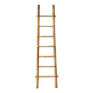 Vintage Bamboo Ladder