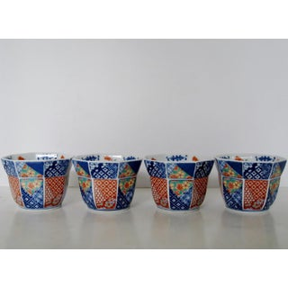 Imari-Style Cachepots - Set of 4 Preview