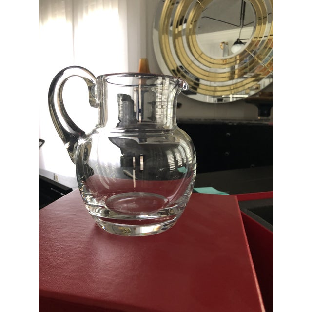 Baccarat Mosaique Pitcher For Sale In Houston - Image 6 of 12