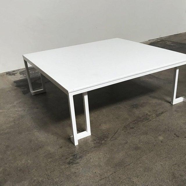 Modern Modern Neri&Hu Gandia Blasco 'Jian' Outdoor Coffee Table For Sale - Image 3 of 5