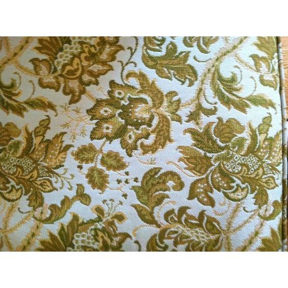 Floral Vintage Armchair - Image 6 of 6