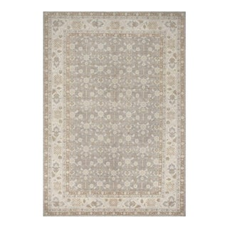 "Pasargad Tabriz Peshawar Hand Knotted Rug - 12' X 17'3"" For Sale"